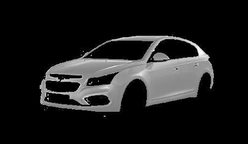 Цвета кузова Cruze Hatchback