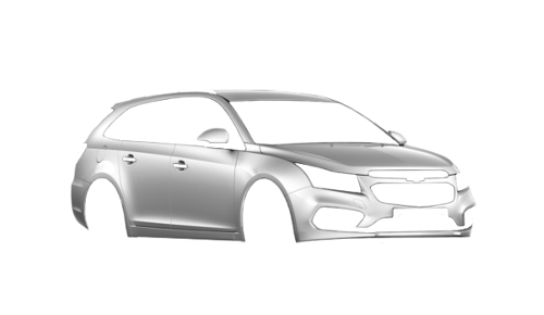����� ������ Cruze Station Wagon